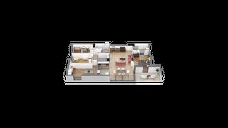 appartement 01 de type T5