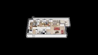 appartement 13 de type T4