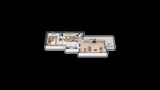 appartement 42 de type T4