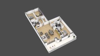 appartement 3B104 de type T4