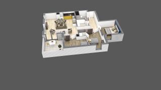appartement B103 de type T4